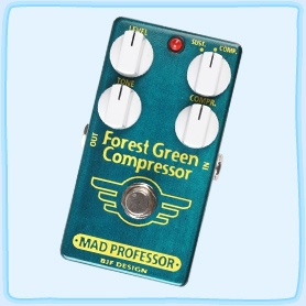 Mad Professor Forest Green Compressor (PCB)