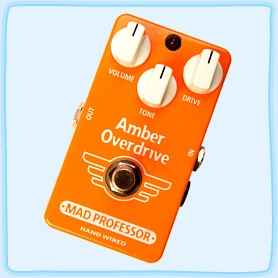 Mad Professor Amber Overdrive (Hand-Wired)